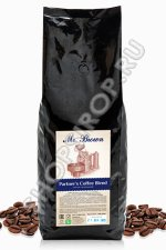 Кофе в зернах Mr. Brown Partners Coffee Blend (100% Робуста)