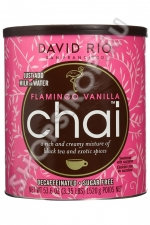 Пряный чай латте David Rio Flamingo Vanilla Decaf Sugar-Free