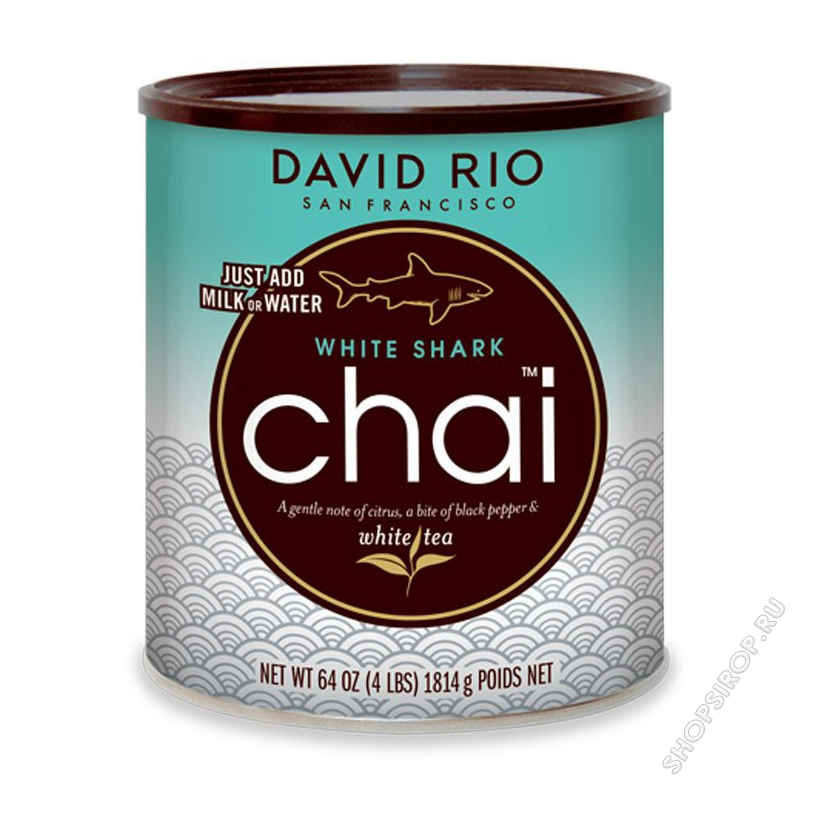 Заказать Чай латте David RIO White Shark Chai