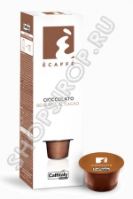 Капсулы Caffitaly system Ciccolato cacao drink