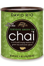 Чай латте David RIO Green Tea